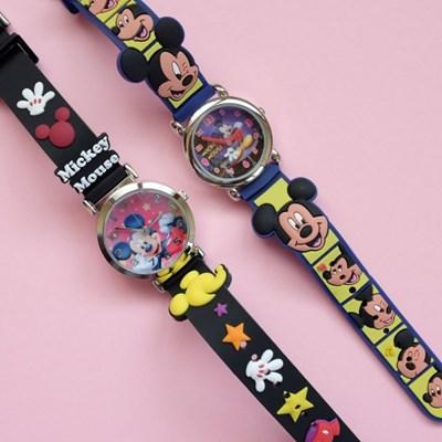 디즈니 미키마우스 손목시계
