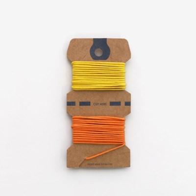 옐로우+오렌지 반반실