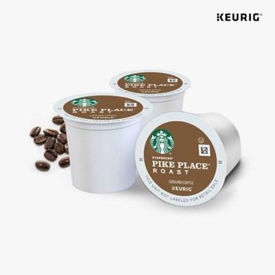 스타벅스 커피 파이크플레이스 72p_(983309)
