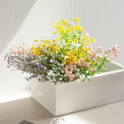 네츄럴안개부쉬 45cm 조화 꽃 성묘 인테리어 FAGAFT_(1780073)