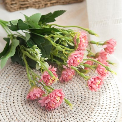 미니소국부쉬 35cm 조화 꽃 인테리어 장식 FAIAFT_(1780072)