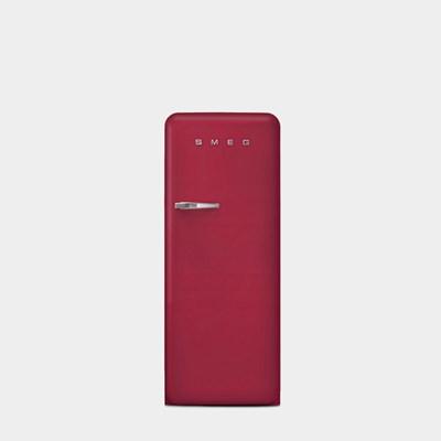 스메그냉장고 레드벨벳 FAB28KRVR_(178260)