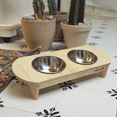 알로캣 원목 식탁