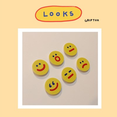 [6months6erliner] you looks ~  그립톡(ver.color)