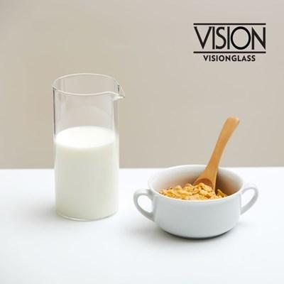 비젼글래스 비이커 BKR-L 내열유리컵
