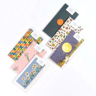 TINKA 틴카 용돈/현금/상품권 봉투 (5p)