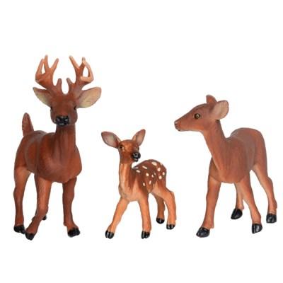 [사파리엘티디] 사슴가족 3종세트(291229/291329/291429_(1604700)