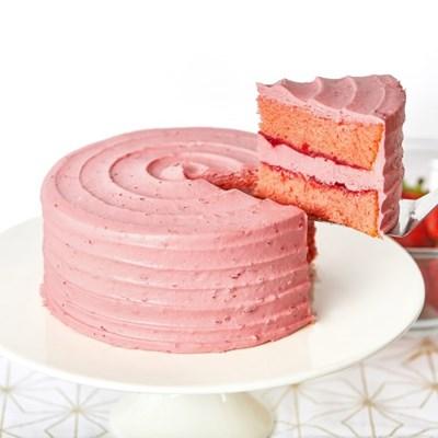 빌리엔젤 프레쉬스트로베리 케이크