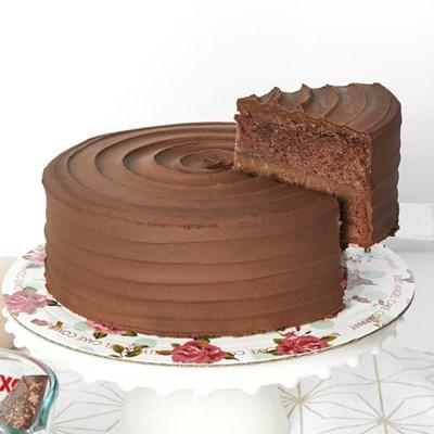데블스 초코렛 케이크