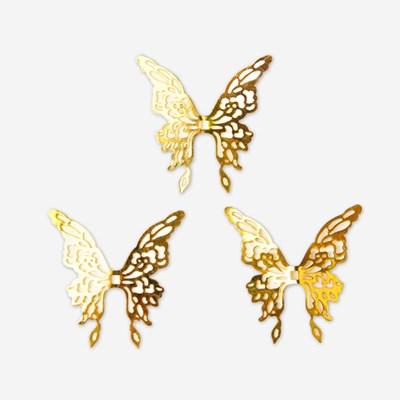 나비 펜던트 소 (3개)