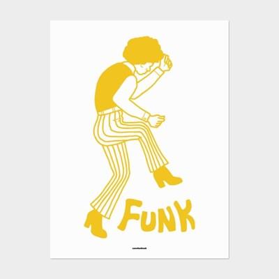 [카멜앤오아시스] Funk 펑크 포스터