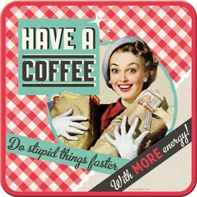 노스텔직아트[46119] Have a Coffee