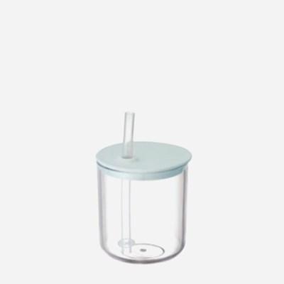 킨토 본보 스트로우 컵 200mm - 블루그레이_(1541559)