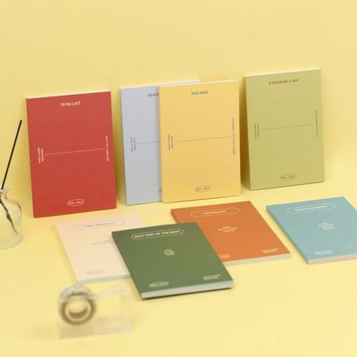 [메이크-어-메모] 메모북