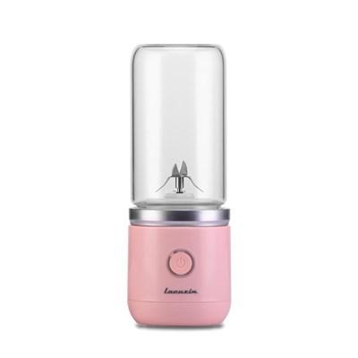 라쿠진 휴대용 텀블러 무선 믹서기 LCZ040PK / 핑크