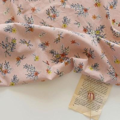 [Fabric] 로렌시아 플라워 린넨 Laurentia Flower Linen