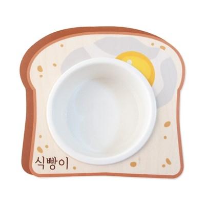 반려동물 식빵모양 15도 식탁