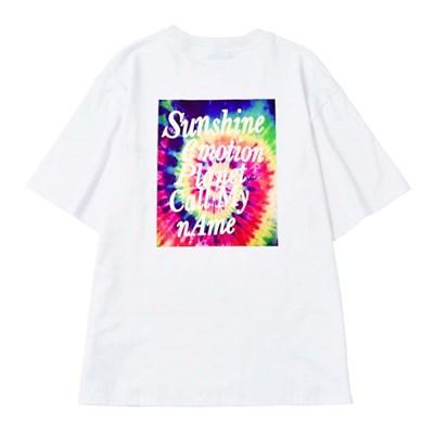 선샤인 데이지 티셔츠 WHITE