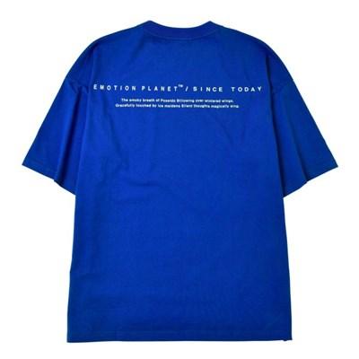 더 투 라인 티셔츠(TTL) BLUE