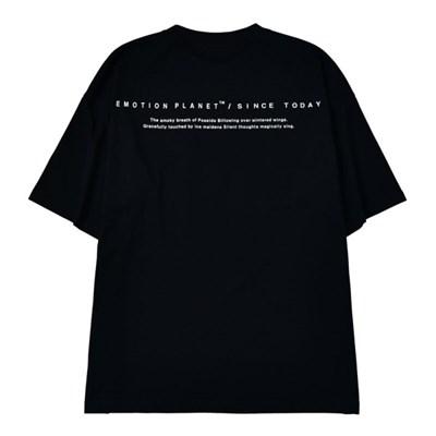 더 투 라인 티셔츠(TTL) BLACK