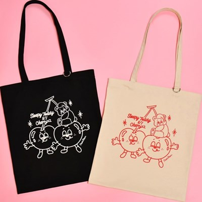 [SLEEPY WORLD] CherryzZ Tote Bag