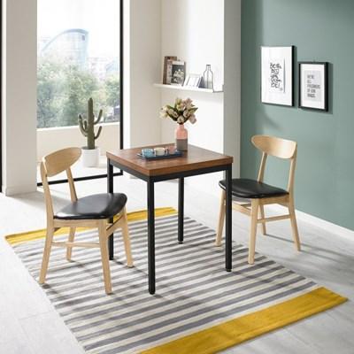 우드코디 LPM 2인 식탁 테이블