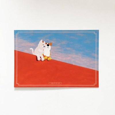 달달허니 Postcard