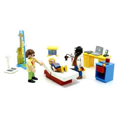 플레이모빌 스타터팩-소아과 의사 진료실 70034