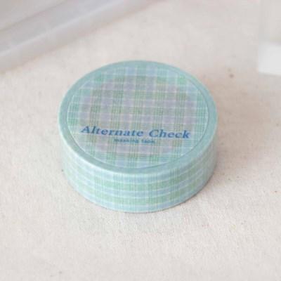 Alternate Check Masking Tape