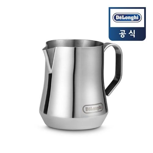 [드롱기] 밀크저그 350ml (스팀피쳐/라떼아트/홈카페)_(802492962)