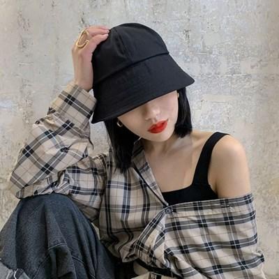 남자 여자 벙거지 모자 쁘띠버킷햇