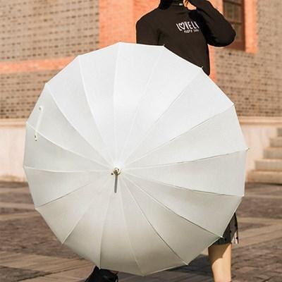 우드 앤 파스텔 고급 장우산(acc248)_(1825176)