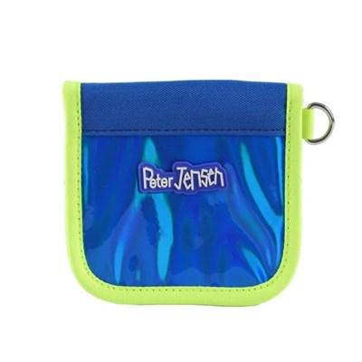 [피터젠슨] 프리즘 PVC 지갑 블루 PQJ62AC03M_BU_(1548938)