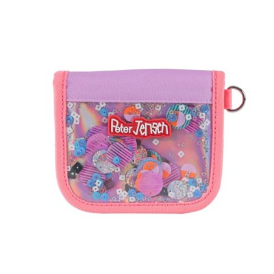 [피터젠슨] 프리즘 무빙 PVC 지갑 핑크 PQJ62AC01M_PK_(1548937)