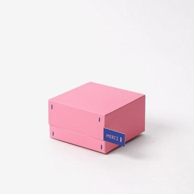 핑크 탭박스(XS/5개)