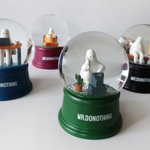 Mr.Donothing Snow globe 스노우볼 4종