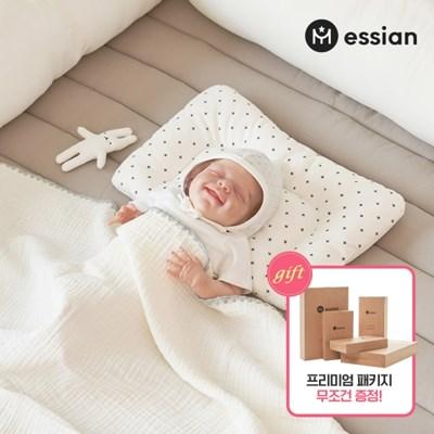 에시앙 신생아 태열케어 짱구베개 (디자인선택)_(944584)