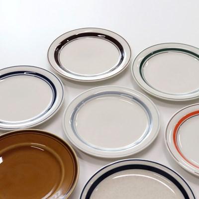 카네수즈 플레이트 카페 디저트 접시 그릇