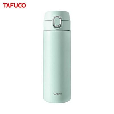 타푸코 스텐레스 진공단열 원터치 텀블러 450ml 민트 / TOT-450MT