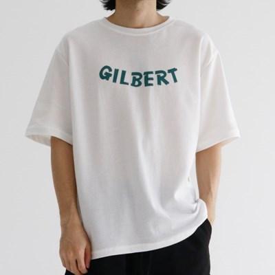 GB 오버핏 프린트 반팔 티셔츠 박스티 3color