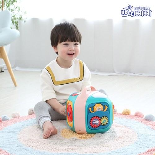 [쁘띠베베] 에듀 뮤직큐브_(1124003)