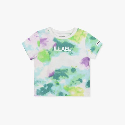 물나염 기본 아동 티셔츠 IC2CH512U