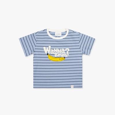 단가라 아동 티셔츠 IC2CH463U