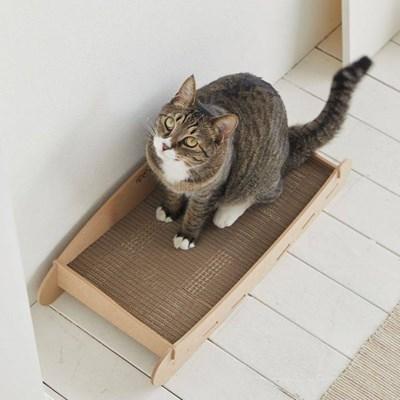 100% 국내제작! 친환경 고양이 리고스크래쳐 쇼파형
