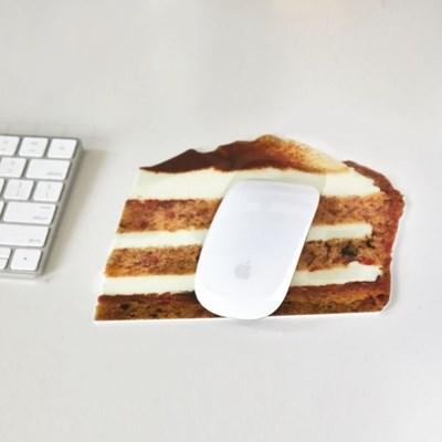 [빌리엔젤] 당근 케이크 마우스 패드