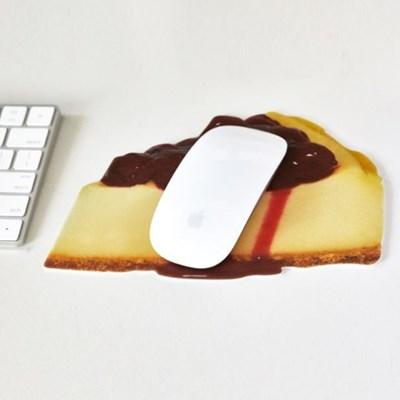 [빌리엔젤] 체리치즈 케이크 마우스 패드