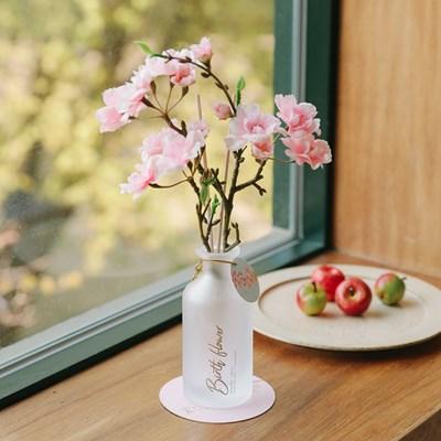 월간탄생화지음 Ver.02 - 4월의꽃 벚꽃 탄생화 알러지프리 디퓨저+플