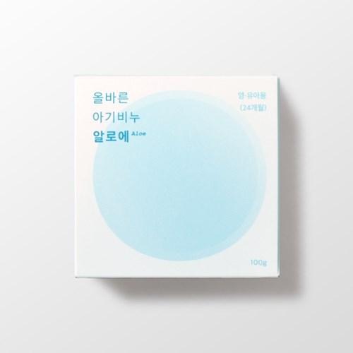 [동구밭] 약산성 저자극 버블 클렌징 비누 (유아겸용)