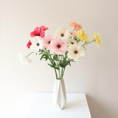 버터플라이(재패니즈 라넌큘러스) 인테리어 조화꽃장식(6color)