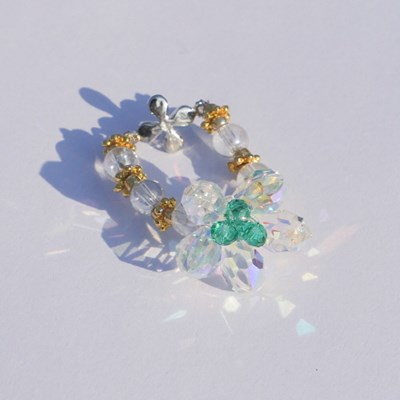LVG STELLA RING(EMERALD)_(4223271)